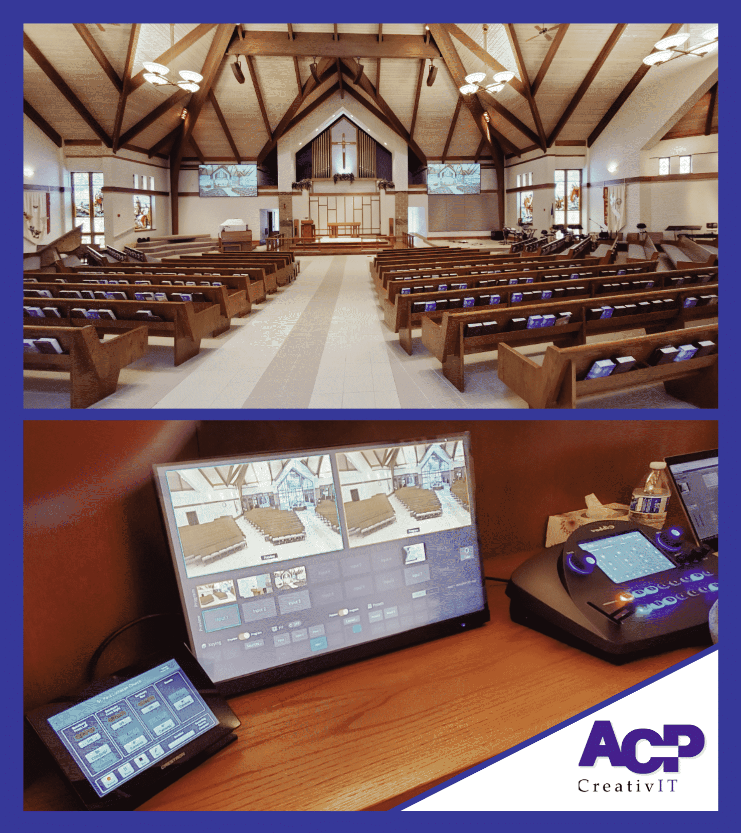 Recording/Livestreaming for your Church